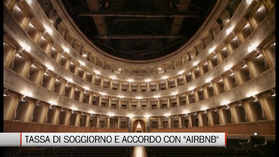 Bergamo TV - Bergamo - Accordo Comune-Airbnb sulla tassa di soggiorno